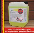Händedesinfektionsmittel alkoholisch im 5 Liter Vorratskanister
