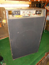 AMPLI-VOX amplivox MODEL S-800 VINTAGE  Project For repair Speaker Horn Cab