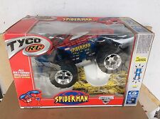 TYCO R/C MARVEL MONSTER JAM SPIDER-MAN 6.0V  MONSTER TRUCK 49MHz (no controller)