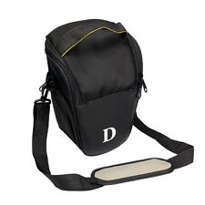 Camera Case Bag Messenger for DSLR NIKON D4 D800 D7000 D5100 D5000 D3200 D3100