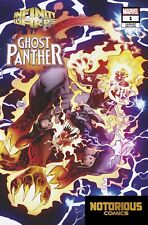 Infinity Warps Ghost Panther #1 Connecting Variant Marvel Excelsior Bin