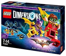 LEGO DIMENSIONS: BATMAN MOVIE - STORY PACK 71264 - NEW & SEALED