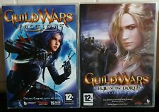 Guild Wars PC Games X2 Bundle - Factions & Eye Of The North Expansion - 12+ Yrs