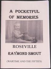 ROSEVILLE LOCAL HISTORY Dudley West Midlands Personal Account Memories 1950s WW2
