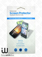 3 Ultra Clean Screen Guard Protector Film Sony Ericsson Xperia Pro MK16i MK16a