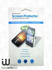 3 Ultra Clean Screen Guard Protector Film Sony Ericsson Xperia Pro MK16i MK16a