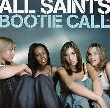 All Saints: Bootie Call/3 TRACK-CD (London Records loncd 415/570245.2)