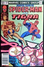 Marvel Team-Up #125 (Spider-Man & Tigra + Doctor Strange & The Scarlet Witch)
