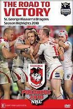 NRL  St George Illawarra Season Highlights 2010  DVD