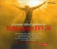 Matthaus-Passion Bwv 244, New Music
