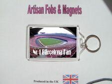 Barcelona FC Key Ring (Large Size)
