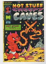 HOT STUFF CREEPY CAVES #1  HARVEY COMICS  1974