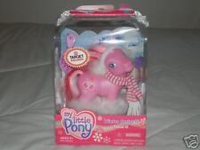 G3 My Little Pony Rare MIB Target Exclusive Winter II Pony Snow'el dated 2004