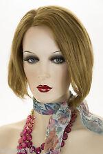 Light Chestnut Brown And Strawberry Blonde Brunette Medium Human Hair  Stra Wigs