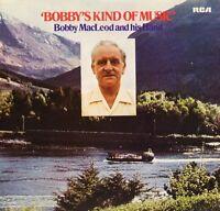 BOBBY MACLEOD bobby's kind of music NL 25213 A1E/B1E 1st press uk LP PS VG+/EX