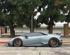 Signature Forged Wheels SV303S 20x9 21x12.5 inch - Lamborghini Lambo Huracan