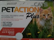 Flea and Tick Collar For Cats. Including Chewing Lice.
