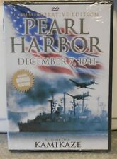 Pearl Harbor - December 7, 1941 VOL 1 KAMIKAZE (DVD, 2005) RARE BRAND NEW