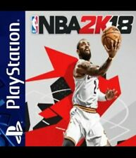 NBA 2k18 PS3 Digital Download ( Read Description).