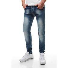 Herren-Röhrenjeans aus Denim Jeans Hosengröße W34 (en)