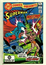 1982 DC-Comics Presents-Superman & Firestorm #45-The Chaos Network-VF