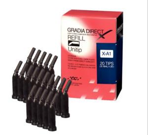 GRADIA DIRECT X UNITIP 20/bx A1 002590