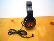 New listing Minelab Vanquish Equinox Wired Headphones Metal Detector