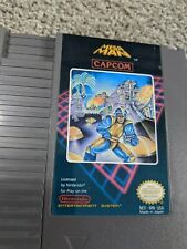 Mega Man 1 2 3 4 5 6 NES Full Set Clean Tested Works