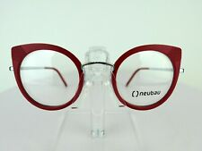 NEUBAU T052 Felix 3D (5030) Electric Red 46 X 22 140  Eyeglass Frames