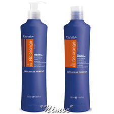No Orange Start Kit Fanola ® Shampoo 350ml + Mask 350ml Anti-orange colored hair