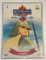 Re Artu' - King Arthur  DVD vol 4 - NUOVO - RARO