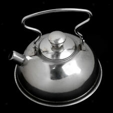 Kids Stainless Steel Kitchen Cookware Pretend Play Toy - Stovetop Tea Kettle