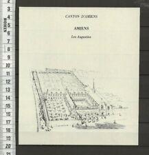 G122 /  COUPURE1979 /  CANTON D AMIENS /  LES AUGUSTINS