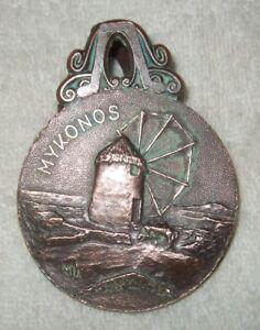 Desk Clip Mykonos