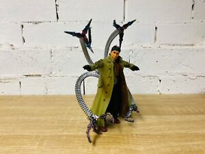 Doctor Octopus Dr Ock - 2004 Action Figure Spider-Man 2 Movie Bendable Claws