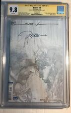 Batman #50 Sketch Variant CGC SS 9.8 (Signed by Jim Lee and Scott Williams)