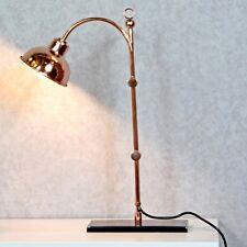 Lámpara De Mesa De Cobre Diseño de Oxford Edición Limitada