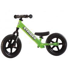 NEW- STRIDER® 12 Sport Balance Bike - GREEN - Fast Free Shipping Pre Learner