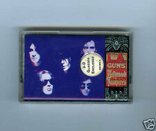 CASSETTE TAPE NEW L.A.GUNS HOLLYWOOD VAMPIRES