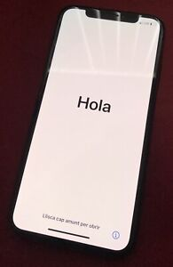 Apple iPhone X - 256GB - Space Gray (EXCELLENT CONDITION!)