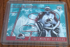 1998-99 Pacific Dynagon Ice Preeminent Players Patrick Roy #4