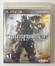 Transformers Dark Of The Moon - Playstation 3 PS3