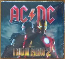 AC/DC - Iron Man 2 (CD Album / Best Of) Marvel Soundtrack (2012) - NEU & OVP!!!