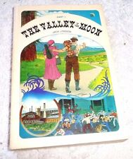 THE VALLEY OF THE MOON CALIFORNIA BY JACK LONDON PROLETARIAN NOVEL 1975