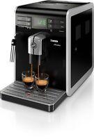 Saeco Super-automatic Espresso Machine with Manual Milk Frother Moltio HD8767/47