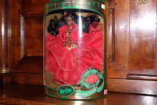 Special Edition- Barbie HAPPY HOLIDAY - RED-MISB- Neuf en boîte -
