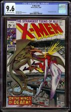 X-Men # 61 CGC 9.6 OW/W (Marvel, 1969) Neal Adams cover