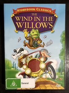 Storybook Classics The Wind in the Willows DVD Region 4