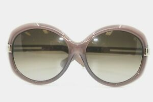 Chloe CE670SA 272 TURTLEDOVE Oversized Sunglasses New Authentic 58