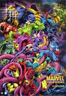 Внешний вид - Marvel Super Heroes (1996) Marvel Promo Poster, Original, SS, Unused, NM, Rolled